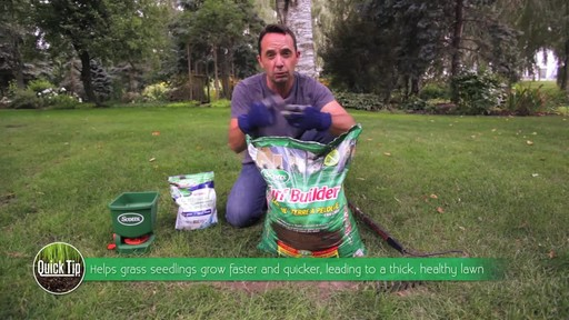 Applying Lawn Soil with Frankie Flowers - image 4 from the video