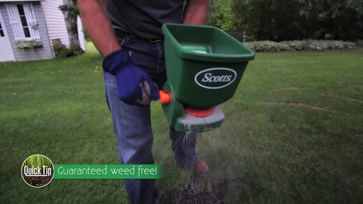 Applying Lawn Soil with Frankie Flowers - image 6 from the video