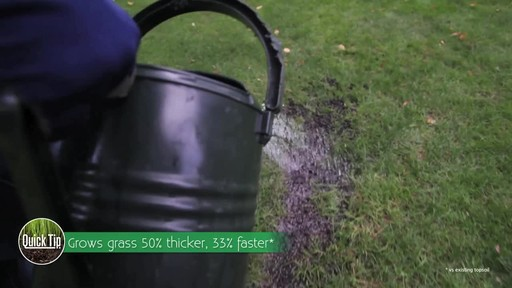 Applying Lawn Soil with Frankie Flowers - image 7 from the video