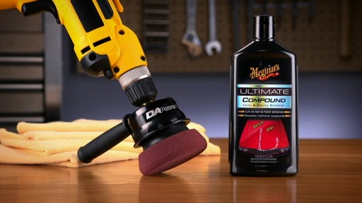 Meguiar's DA Paint Compound Power System - image 3 from the video