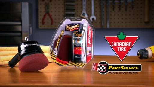 Meguiar's DA Paint Compound Power System - image 9 from the video