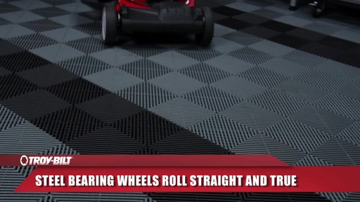 Troy-Bilt front wheel drive - image 3 from the video