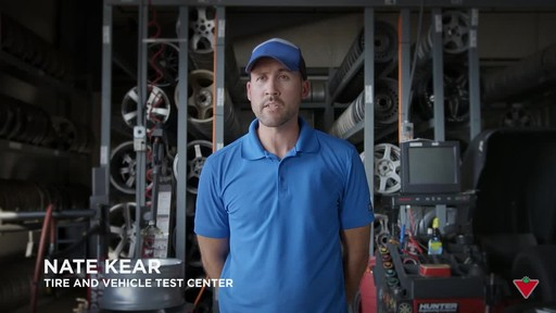 How we test our tires for wet and dry roads - image 3 from the video