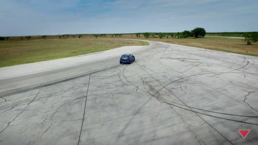 How we test our tires for wet and dry roads - image 7 from the video