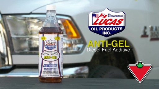 Lucas Anti-Gel Cold Weather Diesel Treatment - image 1 from the video