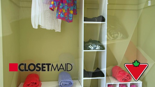 ClosetMaid Stackable Storage Systems - image 1 from the video