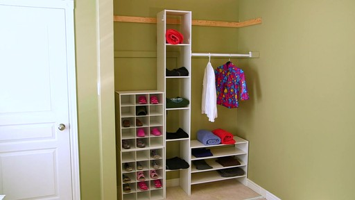 ClosetMaid Stackable Storage Systems - image 10 from the video