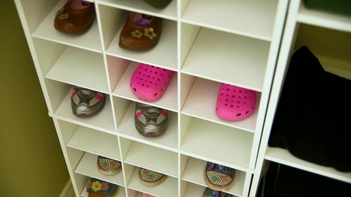 ClosetMaid Stackable Storage Systems - image 2 from the video