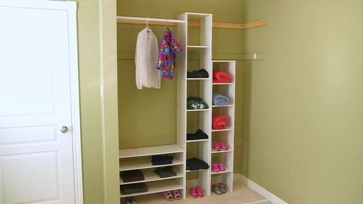 ClosetMaid Stackable Storage Systems - image 3 from the video