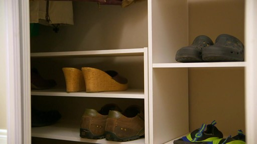 ClosetMaid Stackable Storage Systems - image 5 from the video