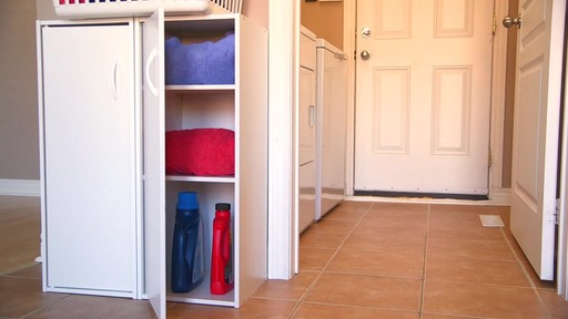 ClosetMaid Stackable Storage Systems - image 6 from the video