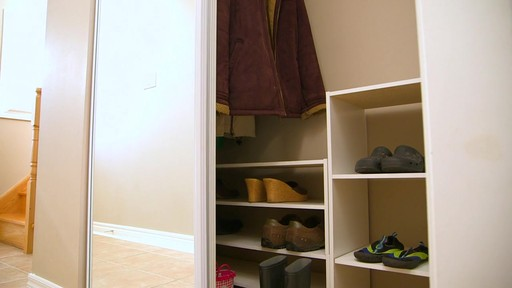ClosetMaid Stackable Storage Systems - image 8 from the video