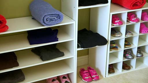 ClosetMaid Stackable Storage Systems - image 9 from the video