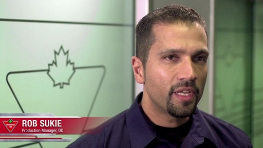 Join Our Team - Canadian Tire's Distribution Centres - image 3 from the video