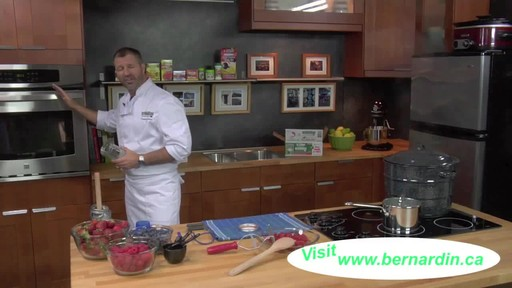 Sterilising Jars - Bernardin - image 3 from the video