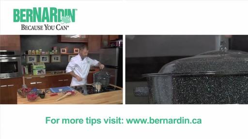 Sterilising Jars - Bernardin - image 8 from the video