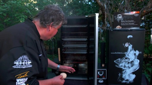 Bradley Smokers - Bradley Smoker Products and Accessories - image 8 from the video