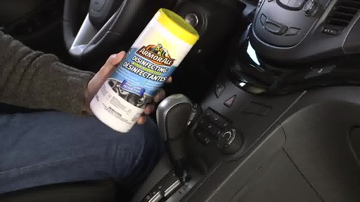 Armor All Cleaning & Disinfecting Wipes - image 9 from the video