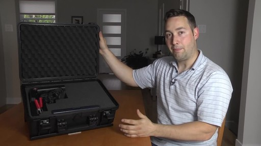 MAXIMUM Waterproof Tool Box - Jonathan's Testimonial - image 10 from the video