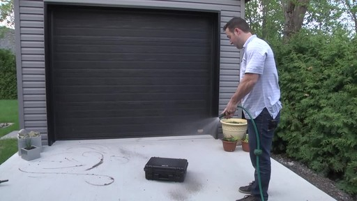 MAXIMUM Waterproof Tool Box - Jonathan's Testimonial - image 2 from the video