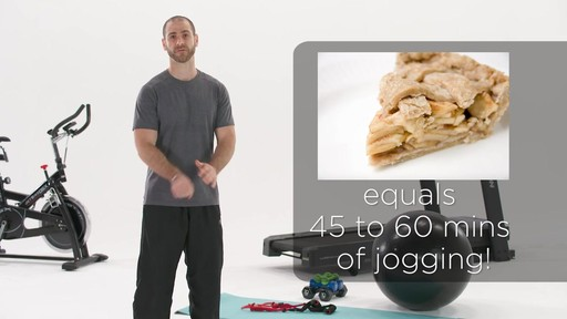 Healthy Snacking - Fitness Tips from Canadian Tire - image 6 from the video