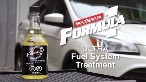 MotoMaster F1 Ultra Fuel System Treatment - image 1 from the video