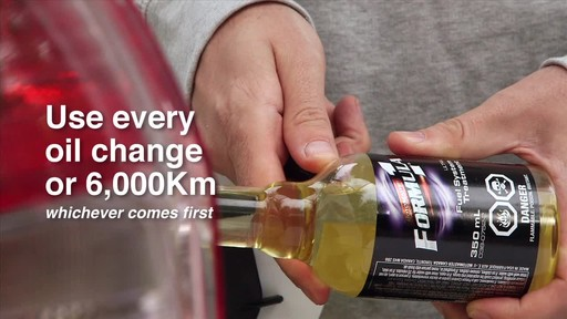 MotoMaster F1 Ultra Fuel System Treatment - image 3 from the video