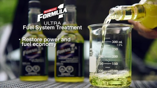 MotoMaster F1 Ultra Fuel System Treatment - image 6 from the video