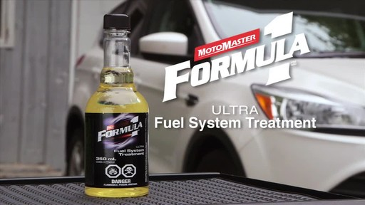 MotoMaster F1 Ultra Fuel System Treatment - image 9 from the video
