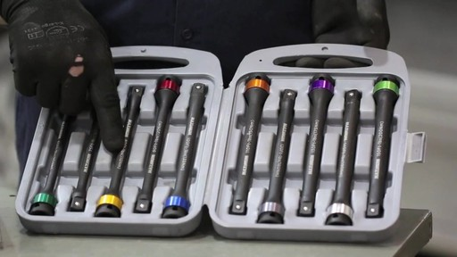 Maximum 10-Piece Impact Torque Sticks - Enzo's Testimonial - image 3 from the video