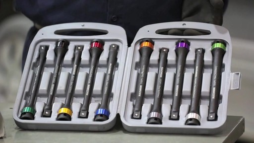 Maximum 10-Piece Impact Torque Sticks - Enzo's Testimonial - image 4 from the video