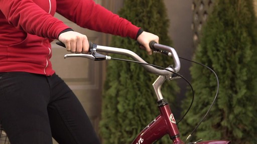 Schwinn Meridian Adult Comfort Trike - image 3 from the video