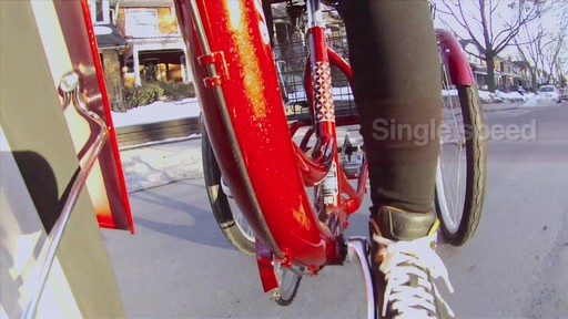Schwinn Meridian Adult Comfort Trike - image 4 from the video