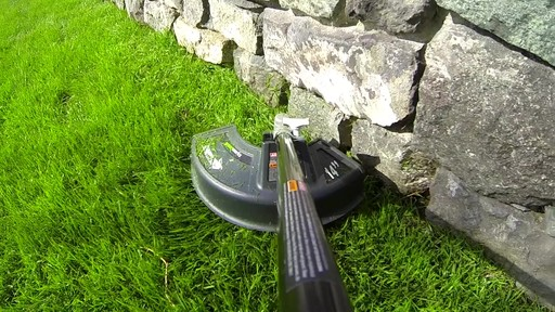 Leighton's Review of the Greenworks 40V Trimmer and Brush Cutter  - image 5 from the video