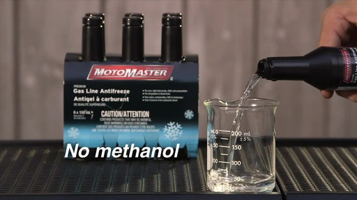 MotoMaster Premium Gas Line Antifreeze - image 5 from the video