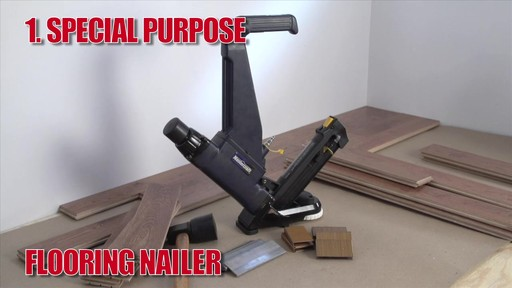 Air Nailers Buying Guide - image 5 from the video