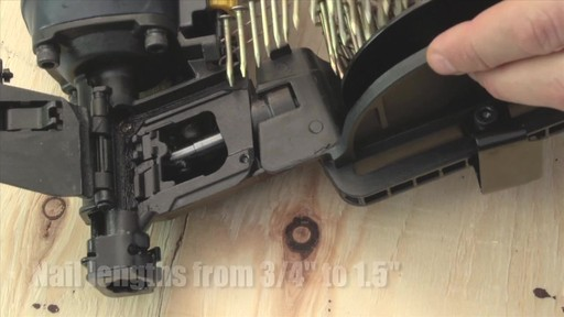Air Nailers Buying Guide - image 7 from the video