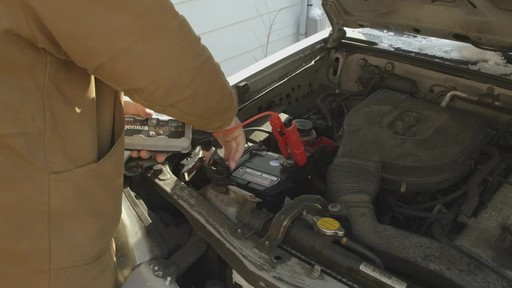 NOCO Genius GB30 Boost, Lithium Ion Jump Starter - Dan's Testimonial - image 2 from the video