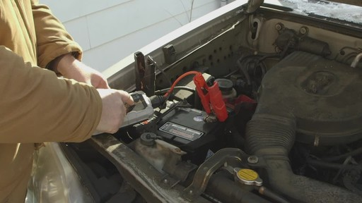 NOCO Genius GB30 Boost, Lithium Ion Jump Starter - Dan's Testimonial - image 3 from the video