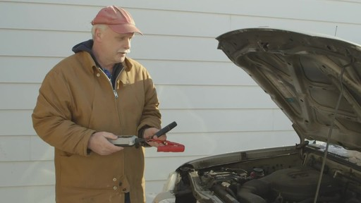 NOCO Genius GB30 Boost, Lithium Ion Jump Starter - Dan's Testimonial - image 4 from the video