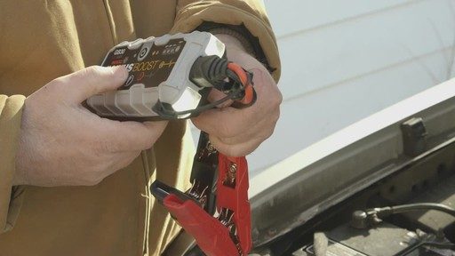 NOCO Genius GB30 Boost, Lithium Ion Jump Starter - Dan's Testimonial - image 5 from the video