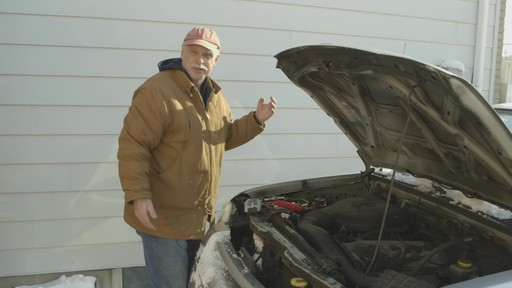 NOCO Genius GB30 Boost, Lithium Ion Jump Starter - Dan's Testimonial - image 8 from the video