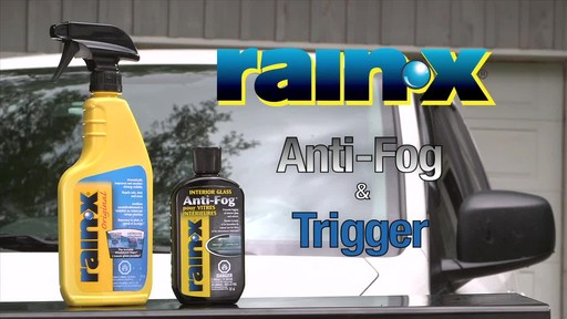 Rain-X AntiFog - image 1 from the video