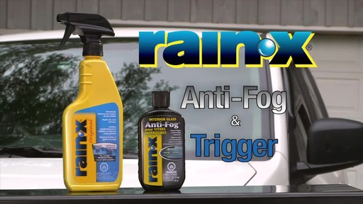 Rain-X AntiFog - image 10 from the video