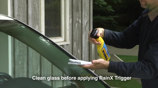Rain-X AntiFog - image 5 from the video