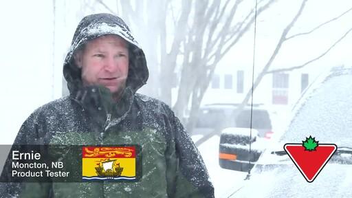 Garant EVA Snowbrush- Ernie Testimonial - image 1 from the video