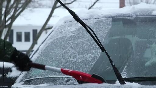 Garant EVA Snowbrush- Ernie Testimonial - image 2 from the video
