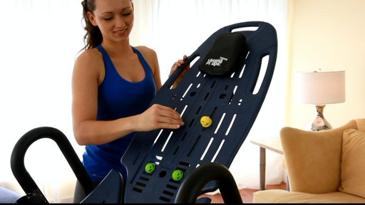 Teeter Inversion Table - image 3 from the video