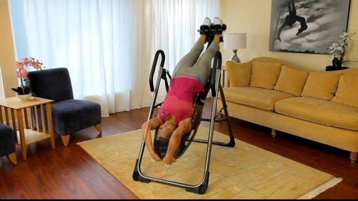 Teeter Inversion Table - image 7 from the video