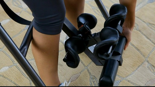 Teeter Inversion Table - image 8 from the video